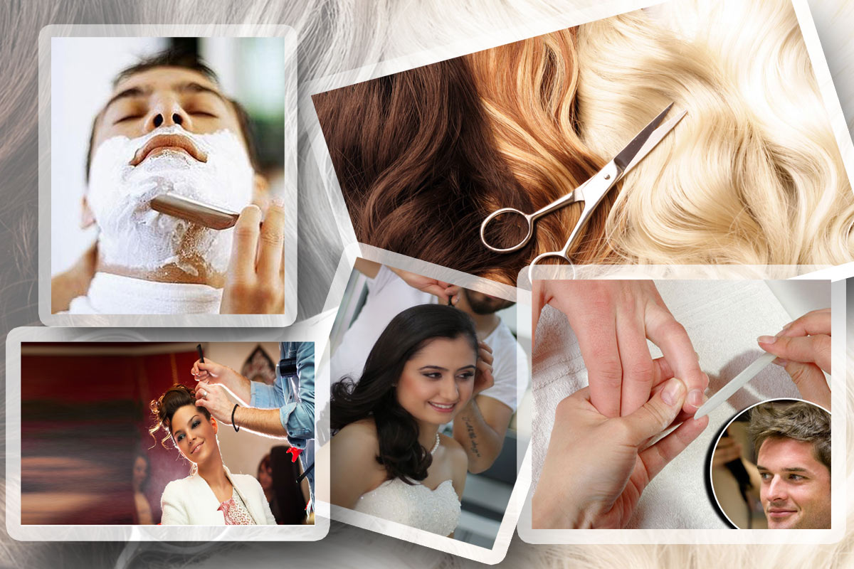 Hair and Nail Treatment